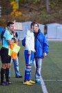 Fotbalisté Trutnova remizovali s rivalem ze Dvora Králové 2:2. V penaltách byli šťastnější hosté.