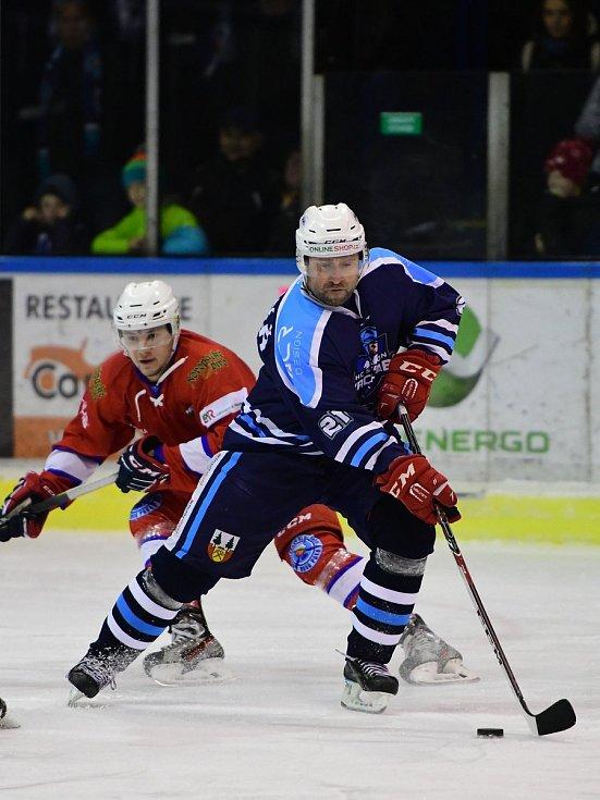 Vrchlabští hokejisté už na domácím ledě nejsou neporazitelní.