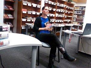 Spisovatelka Hindráková přiblížila Afriku i falešné léky