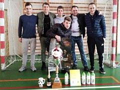 BROUMOVSKÁ PARTA objíždí řadu turnajů nejen v podkrkonošském regionu. V letošní sezoně byla i dost úspěšná.