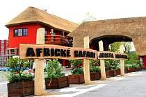 Areál Afrického safari Josefa Vágnera se stal kulturní památkou