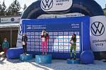 Sandra Schützová se z FIS Českého poháru v běžeckém lyžování vrátila se třemi zlaty.