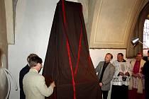 Unikátní zvonkohra v Žirči u Dvora Králové - odhalení zvonkohry
