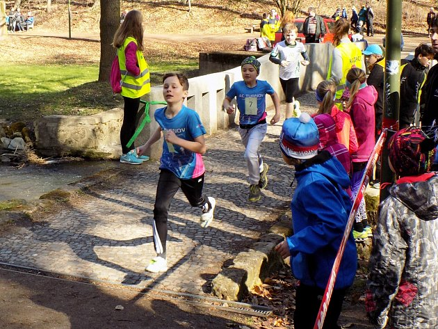 Tradičního závodu v Mladé Boleslavi se zúčastnil rekordní počet atletů z Turnova