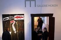 Za světlem noci do Galerie Morzin