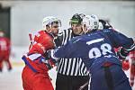 Trutnovští hokejisté na domácím ledě padli s nováčkem z Nové Paky.