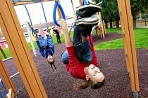 NEJEN HŘIŠTĚ najdou rodiče s dětmi pomocí nového projektu Trutnováček, který tento měsíc odstartoval.