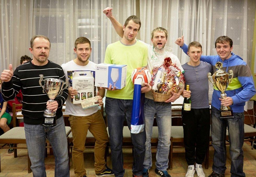Horňák cup 2013 - vítězný Trut team