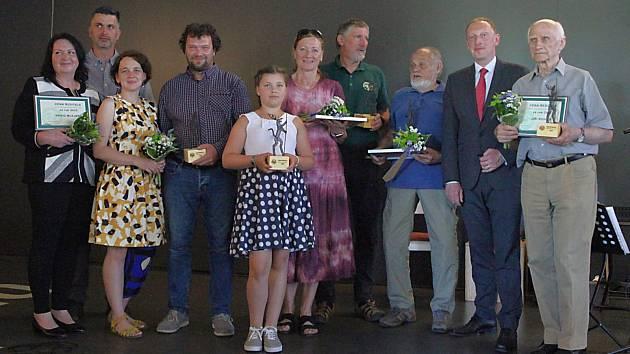 Při v pořadí jedenáctém předávání Cen ředitele Správy KRNAP se laureáty stalo sedm význačných osobností či institucí, které přispěly k rozvoji Krkonoš a povědomí o našich horách.