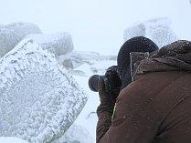 Fotovycházka po hřebenech Krkonoš