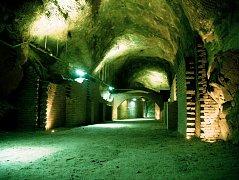 PODZEMNÍ KOMPLEX ARADO v Kamiennej Góře bude v sobotu slavnostně otevřen veřejnosti.