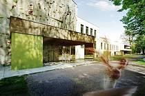 Projekt chystaného trutnovského Střediska volného času na Nivách vychází z architektonického návrhu kanceláře Rosa.