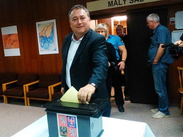 Volba starosty v Trutnově