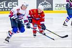 Tomáš Nezbeda hraje v hokejovém dresu Nové Paky druhou ligu.