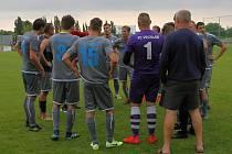 Fotbalisté Vrchlabí si od fotbalu na chvíli odpočinou.