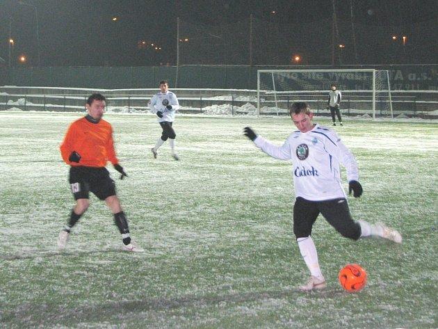 Přípravné utkání: FK Trutnov - FK Mladá Boleslav B