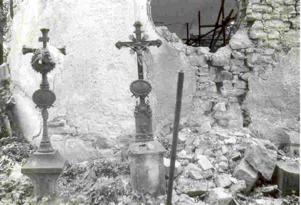 Hospitál Kuks bude připravovat studii obnovy hřbitova a kaple, které byly v minulosti hodně poničené.
