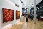 V Galerii Uffo začala výstava Interakce