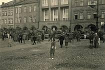 Konec 2. světové války v Trutnově.