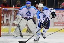 Hokejisté Vrchlabí dnes hrají na ledě Mostu