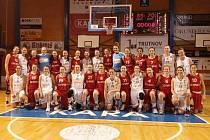 BK Loko Trutnov – Reprezentace ČR U16
