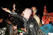 Chvalečská noc 2010