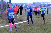 Přespolní běh sloužil jak ideální trénink.