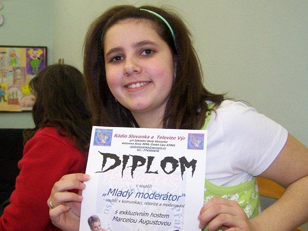 Mladý moderátor 2008
