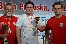 V Polsku zazářili (zleva): Libor Hurdálek, Filip Pilný či Martin Hurdálek.