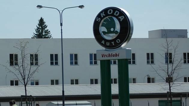 Škoda - Vrchlabí