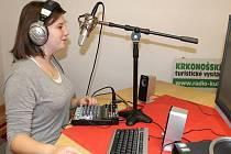 DO TÝMU RADIA KULÍŠEK patří také Linda Ptáčníková.