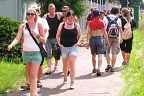 Trutnov Open Air Festival 2012 - čtvrtek