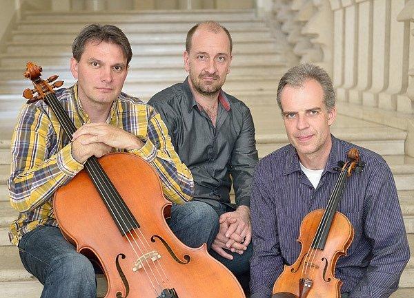 Trio Martinů.