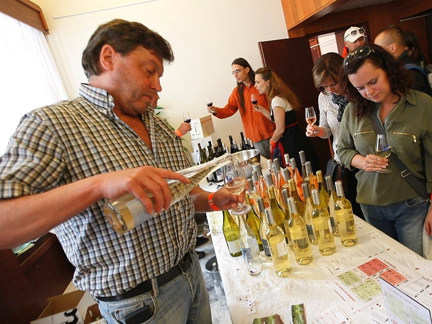 Vinařské slavnosti v Trutnově