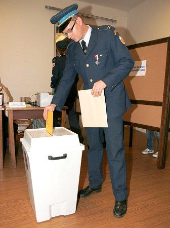 Komunální volby a březhradští hasičí