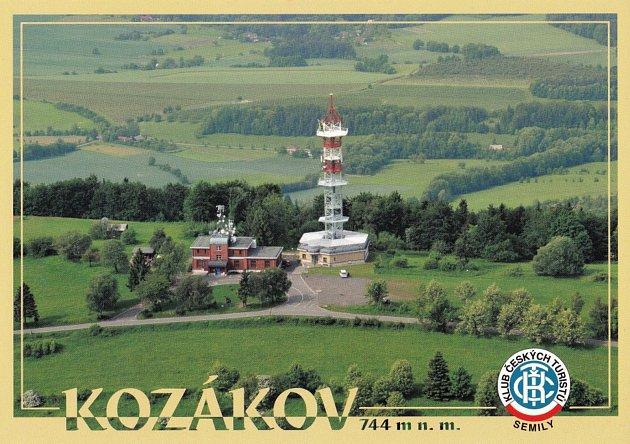 Kozákov