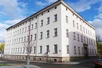 Soudní budova.