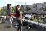 Koncert na střeše ve Vrchlabí - 1. května 2020