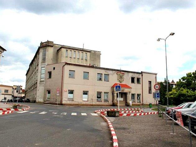 Bývalá tržnice ve Dvoře Králové
