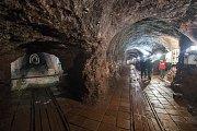 Stachelberg opět pouští turisty do podzemí.