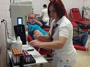 Transfuzní stanice stále hledá dárce krve i plazmy