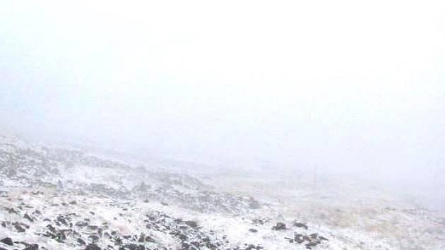 Sněžka, 6. října 2017