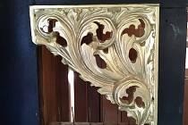 Ve Vrchlabí oprášili tři sta let staré varhany z tamní dílny