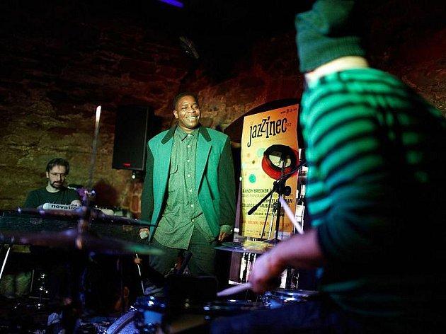 Publikum rozpálil rapper Black Cracker