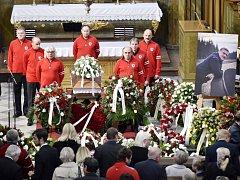 Pohřeb Adolfa Klepše