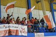 Basketbalistky Trutnova ve výborném ligovém utkání dosáhly cenného vítězství proti pražské Slavii