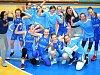 V kategorii kadetek budou hrát závěrečný turnaj dva pražské celky, USK a Slovanka, brněnské Žabiny - a mladé naděje z třicetitisícového Trutnova!