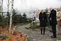 Dolnoslezské miniatury doplní zahradní dráha pro návštěvníky