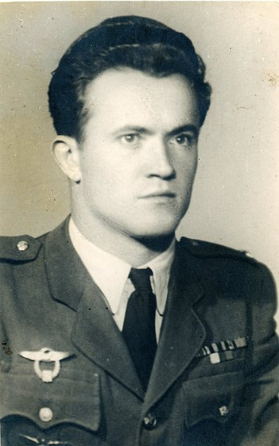 Válečný hrdina Pavel Švec.