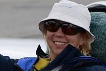 Jana Vepřeková si na mistrovství světa připsala mimo jiné vítězství v jednom ze závodů.
